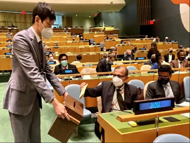 UNHRC: India re-elected to UN Human Rights Council for record 6th term with overwhelming majority